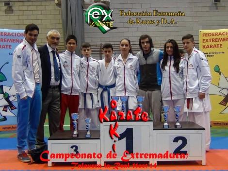 CAMPEONATO EXTREMADURA 2014