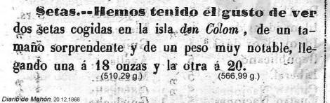 SETAS 1868