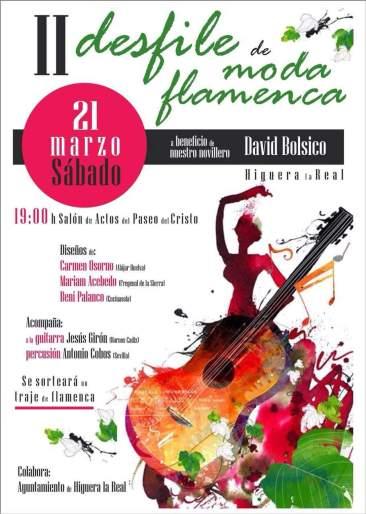 desfile flamenca