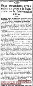 A JOSÉ ALVEAR C.N.T.1934