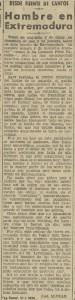 A JOSÉ ALVEAR C.N.T.31.1.1934