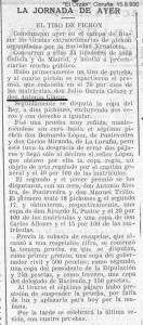 ANTONIO CLAROS 15.8.930 CORUÑA