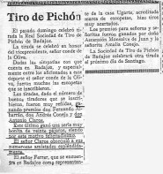 ANTONIO CLAROS 16.7.1929
