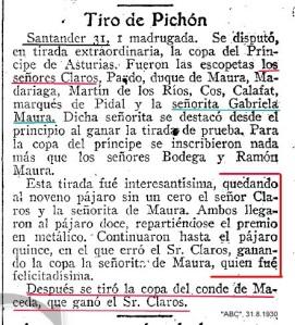 ANTONIO CLAROS 31.08.930