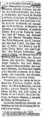 ANTONIO CLAROS MONTERÍA 05.11.929