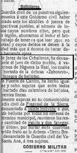 BELLOTEROS 1916