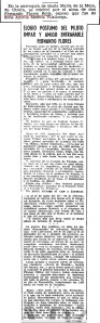 MUERTE FLORES 1969